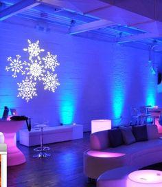 venue lighting by Spinners Entertainment - West Orange, NJ