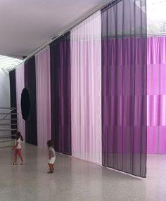 Petra Blaisse @ Venice Biennale 2012: Re-Set / The Netherlands