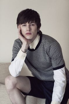 Photographer: Cecilie Harris  Styling: Crista Repo  Models: Luke Worrall