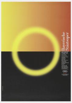 Poster, Bayerische Staatsoper: il Ritorno d'Ulisse in patria, 2002