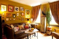 Image result for eclectic apartment