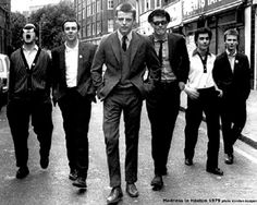Madness - ska band from London, England Ska Punk, Nerd Boyfriend, Ska Music, Style Anglais, Teddy Boys, New Wave, Britpop, Northern Soul, Post Punk