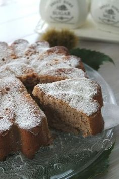 chestnut flour and ricotta cheese cake | The Mom's pies Alex