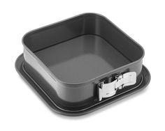 Kaiser La Forme Plus Square Springform Cake Pan
