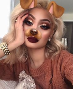 ideas birthday makeup looks eyeshadows make up Makeup On Fleek, Flawless Makeup, Cute Makeup, Gorgeous Makeup, Pretty Makeup, Makeup Inspo, Skin Makeup, Makeup Inspiration, Makeup Tips