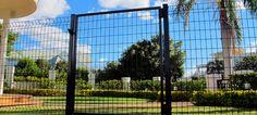 Garden & Industrial Security Fences - Australia | Oxworks