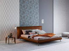 Double beds | Beds and bedroom furniture | Cuff | Bonaldo | Mauro ... Check it out on Architonic