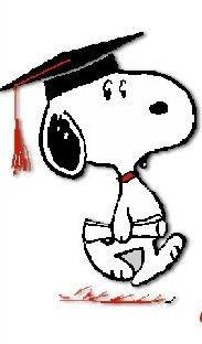Snoopy laurea