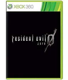 Resident evil 0 hd remake xbox 360