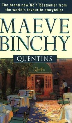 Is it possible to tell the story of a generation and a city through the history of a restaurant? Quentins captures the spirit of Dublin from the 1970s to the present day with a thousand stories to tell.  Classic Binchy.
