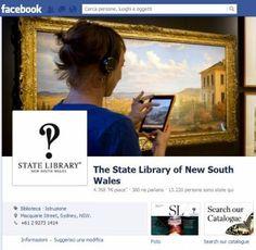 Dopo il British Museum e altre grandi istituzioni culturali mondiali, anche la Biblioteca di Stato del Nuovo Galles del Sud (Sydney) ha nominato un Wikipedian in residence, un esperto di... http://www.sulromanzo.it/blog/autorevolezza-in-rete-in-australia-la-biblioteca-di-stato-assume-un-esperto-in-wikipedia