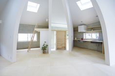 Client/ a family Location/ Tochigi, Japan Site area/ 218.89sqm Built area/ 91.76sqm