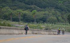 Audax 2013 -200 km Porto Alegre - 03 /03/2013 Rudinei Pimentel com uma Solyon HR 26 com o tempo de prova oficial de 9:40h Luciano Fischborn com uma Solyon Explorer R com o tempo de prova oficial de 10:45h Edimar da Silva com uma Zöhrer Racer High com um tempo oficial de 11:22h Klaus Volkmann com bike de Bambú não completou Raul Sanvicente com uma M5-shock Proof- não completou