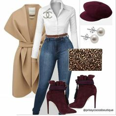 Prissy Williams on Fall Season is near, do you have your wardrobe in style Book your Free Consultation today, Click Book Swag Outfits, Classy Outfits, Stylish Outfits, Fall Outfits, Fashion Outfits, Fashion Trends, Fashion Ideas, Fashion Books, Love Fashion