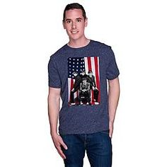 If you're a Peanuts fan, you'lll want to get your paws on this men's Snoopy tee. Mens Patriotic Shirts, Love Plus, Graphic Tees, Graphic Sweatshirt, The Fab Four, The Beatles, Vintage Fashion, Sweatshirts, Mens Tops