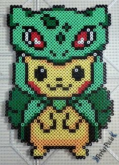 . ~Anyone is free to use any and all of my perlers as patterns. ~You don't have to give me credit if you don't want to. But if a character/pattern belongs to someone else be sure to give them credi...