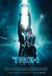 Day 02: Last movie you watched: Tron: Legacy