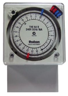OMETHE64B THEBEN TIME SWITCH 1690851 24H 16A 240VAC  $57 EA + GST