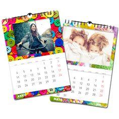 calendario multicolor dpbook