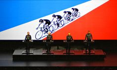 Wish I was going to see Kraftwerk at the MoMA.