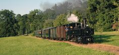 The Steyr Valley Railway, a preserved narrow-gauge railway that offers a scenic journey through pretty woodland near the Austrian city of Linz. Currently featured on our Heritage Railways of Austria rail tour. http://www.greatrail.com/tours/heritage-railways-austria.aspx