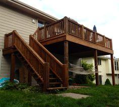 Cedar Deck-Cedar Rails-El Dorado-Omaha, Ne-NRT Contracting