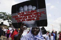 Pais reconhecem 77 das raparigas sequestradas no vídeo divulgado pelo Boko Haram http://angorussia.com/?p=18265