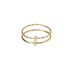 Gish Diamond Ring