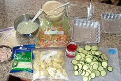 More Freezer Meals - some yummy recipes here and good tips - also need to add Baking Day which I need to do more often