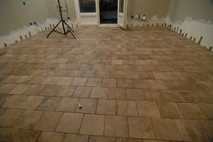 Atelier des Granges (French parquet) - end grain wood blocks 2 - #635