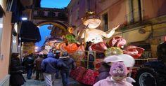 Cortei, feste di piazza e tanto buon cibo, al via il carnevale di Capua