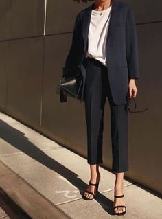 New Free of Charge Business Outfit 2019 Suggestions, fashion casual chic New Free of Charge Business Outfit 2019 Suggestions, Trajes Business Casual, Business Outfits, Office Outfits, Casual Outfits, Fashion Outfits, Womens Fashion, Office Attire, Work Outfits, Sweater Outfits