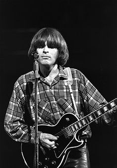 John Fogerty (Creedence Clearwater Revival) Love the band, and the man's got some pipes.