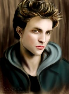 Edward Cullen by ~leejun35 on deviantART