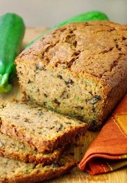 Zucchini Bread Recipe   Here's a healthy bread recipe that is low sodium. This zucchini bread is a healthy snack for any time of the day.   Heart Healthy
