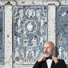 Pride against intolerance / Portrait of Juan Luis / Detail / Size: 100 x 140 cms / Author: Angel Pantoja Pride, Kids Rugs, Author, Detail, Portrait, Home Decor, Art, Art Background, Decoration Home