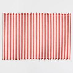 STRIPED STRAW PLACE MAT (SET OF 2) - Placemats - Tableware | Zara Home United Kingdom
