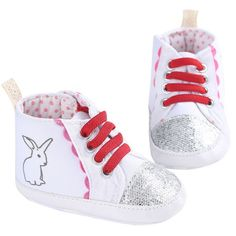 Girl Canvas Ankle Sneakers