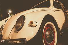 Fuscas Branco Carros Antigos