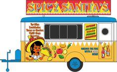 Oxford Diecast Mobile Trailer Spicy Sanitas