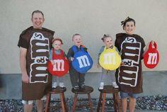 Fácil y Sencillo: DIY - Disfraces en Familia