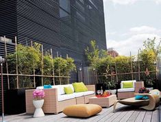 Modern and Stylish Urban Rooftop Garden Design Ideas 35 Irresistable Terrace Designs for Fresh and Dynamic Apartments