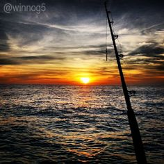 Gone fishing? Sunset in Los Cabos by winnog5. http://visitloscabos.travel/ #Cabo #LosCabos #Travel #Beach #Destination #Paradise #Vacation #Fishing