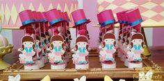Decoração Circo Menina - Rosa - Aluguel : R$ 1.450,00Decoração Circo rosa para comemorar o primeiro aninho da ManuA decoração de aniversário com tema de ...