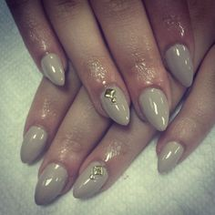 instagram @fallon_nailfactory | Baby Claws #nails #nailgasm