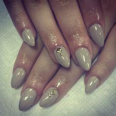 instagram @fallon_nailfactory | Baby Claws #nails #nailgasm