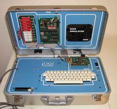 Rockwell Aim 65 Microprocessor.