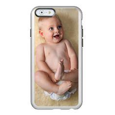 Cute KId Portraits Photographic Apple Phone Case Incipio Feather® Shine iPhone 6 Case