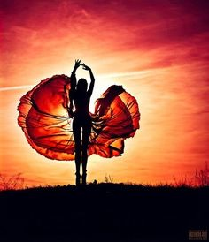 Sunset Dancer