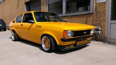 Opel Kadett C Coupe GT/E